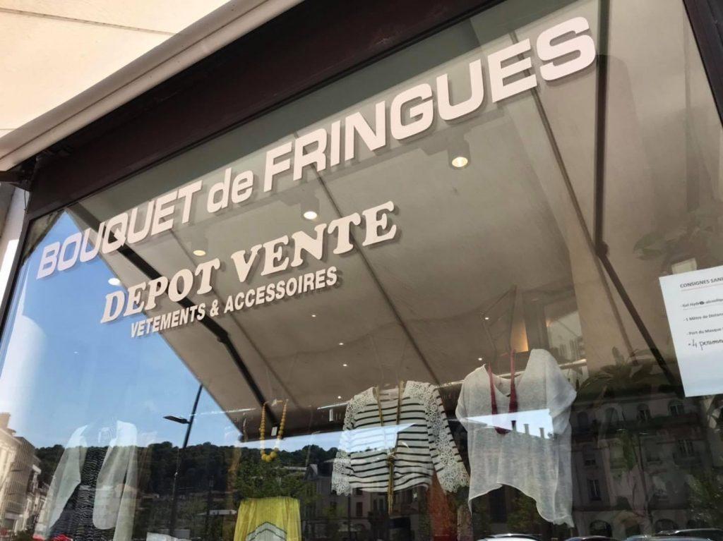 BOUQUET DE FRINGUES